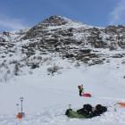 Snow Kayak